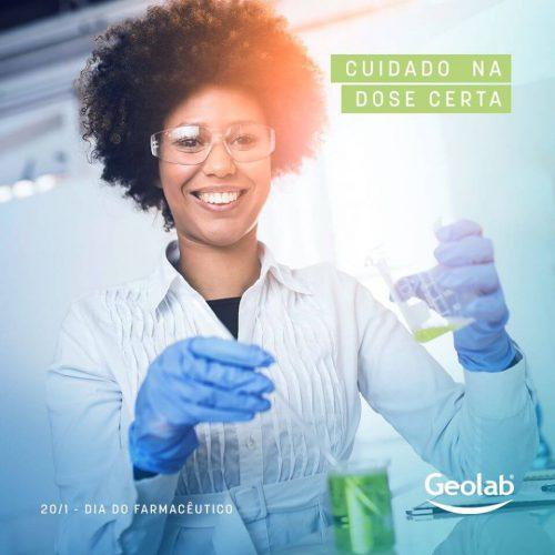 Dia do Farmacêutico - Geolab