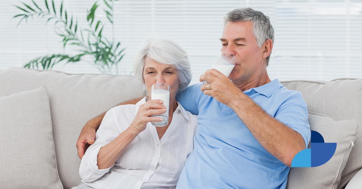cálcio para a saúde dos idosos